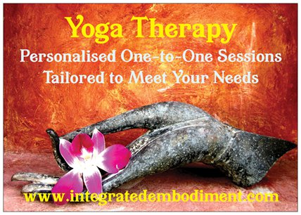 Yoga Therapy Flyer