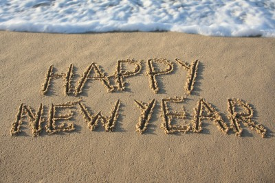 happy-new-year-in-sand